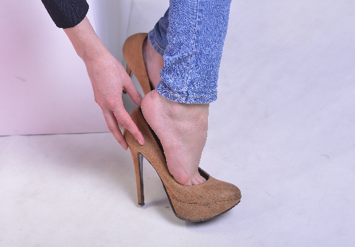 日常の靴の確認|サロン美足