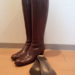 ブーツとインソール1|サロン美足