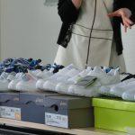 子供靴お話会の靴