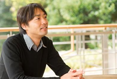内藤勲さん横顔|サロン美足